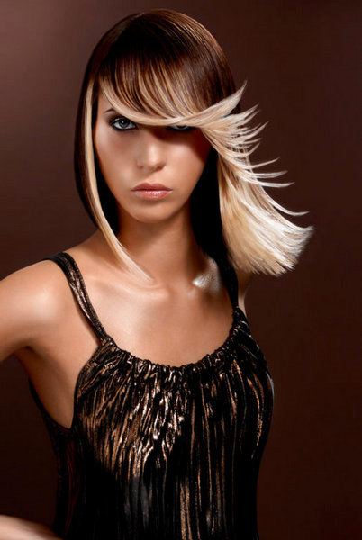 hair styles models and salons