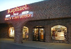 Raphael International Salon and Spa in Sterling Heights MI