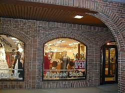 Our Sterling Heights MI salon shown at dusk