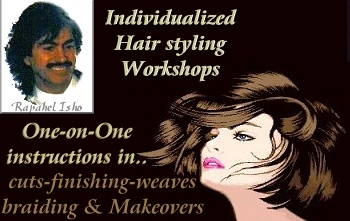 hair styling workshops hair design and advanced styling classes from the raphael 9381